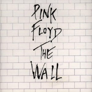 Pink Floyd, The Wall, album covver