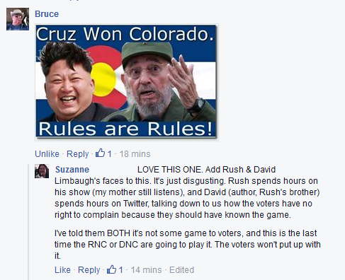 Kim Jung Un & Fidel Castro, Cruz Won Colorado, Rules are Rules!