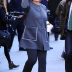 Hillary in Unstable Spiky Shoes