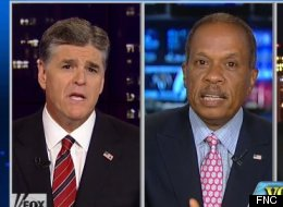 Sean Hannity & Juan Williams, talking heads at FoxNews