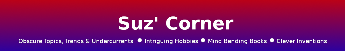 Suz' Corner